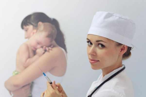 Прививки ребенку