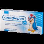 Таблетки Анаферон