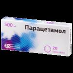 Таблетки Парацетамол
