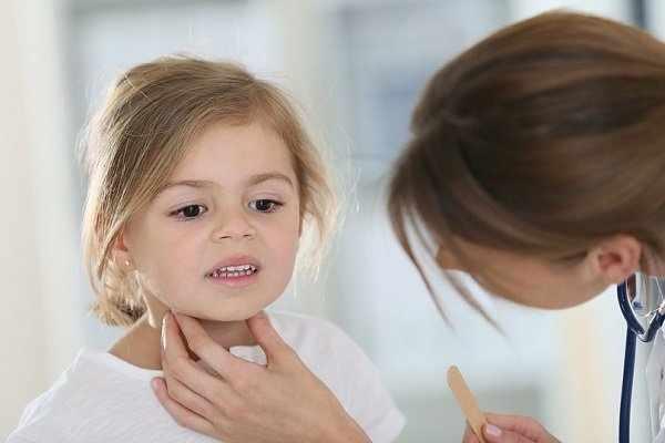 острый ларингит у детей