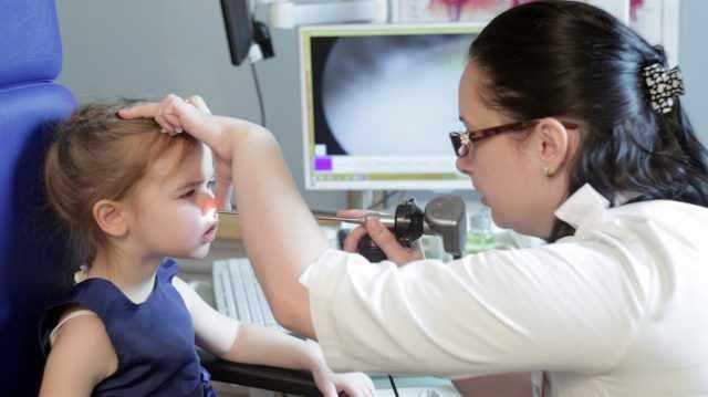 обследование пазух носа у ребенка