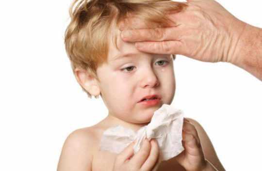 повысить иммунитет у ребенка