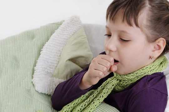 Как лечить сухой лающий кашель у ребенка?
